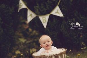 Niedliches_Babybild_Fotogarten