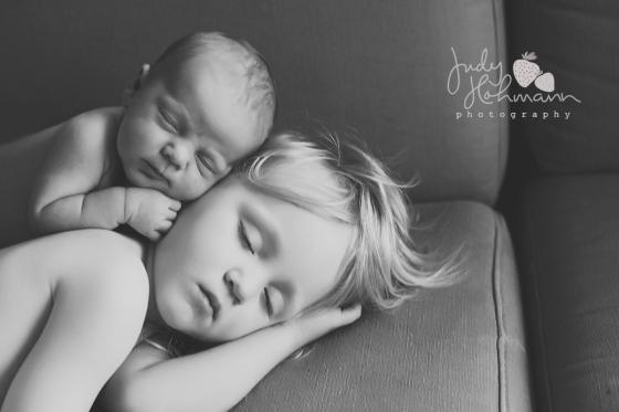 Baby_Bruder_schlafend