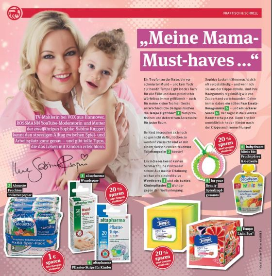 Rossmann Family and Trends 1